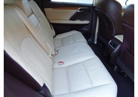 Lexus RX 2017 model