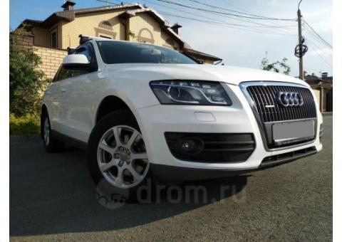 Продажа Audi Q5, 2012 год в Челябинске