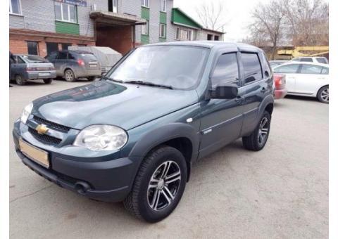 Продажа Chevrolet Niva, 2011 год в Челябинске