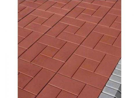 Современная тротуарная плитка от производителя
