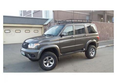 Продажа УАЗ Патриот, 2016 год в Челябинске