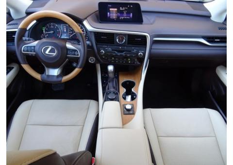 Lexus Rx350 2017 model