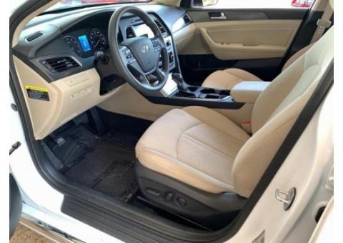Hyundai Sonata 2016 (White) Sport