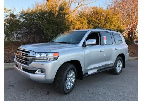 Toyota Land Cruiser Prado 2017 model