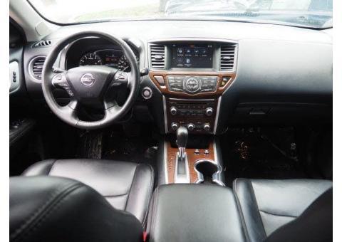 On sales Used 2017 Nissan Pathfinder Platinum