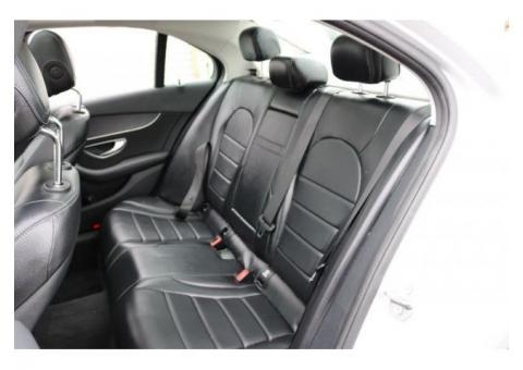 Mercedes-Benz C-Class C 300 4MATIC 2016